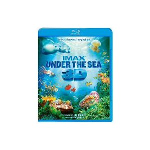 IMAX:UNDER THE SEA 3D&2Dブルーレイ(Blu−ray Disc)|ebest-dvd