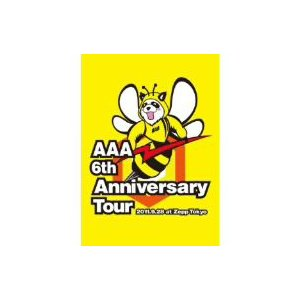【DVD】AAA(トリプル.エ−)/発売日:2012/02/22/AVBD-91916///<収録内...