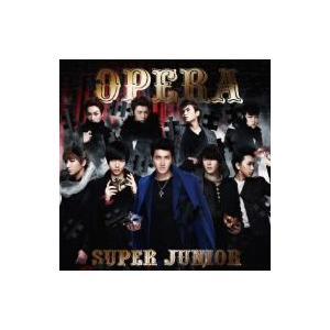 SUPER JUNIOR/Opera(DVD付)