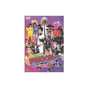 非公認戦隊アキバレンジャー 4  DVD
