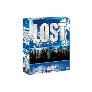 LOST シーズン4 コンパクトBOX