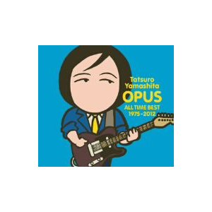 山下達郎/OPUS〜ALL TIME BEST ...