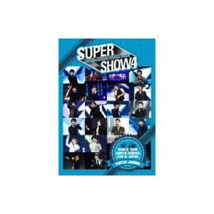 SUPER JUNIOR/SUPER JUNIOR WORLD TOUR SUPER SHOW4 LIVE in JAPAN