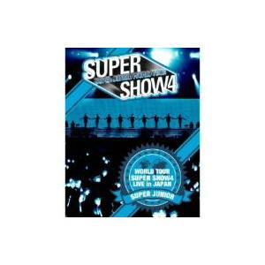 SUPER JUNIOR/SUPER JUNIOR WORLD TOUR SUPER SHOW4 LIVE in JAPAN(Blu−ray Disc