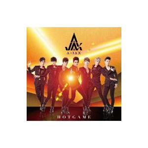 A−JAX/ホットゲーム(初回限定盤A)(DVD付)