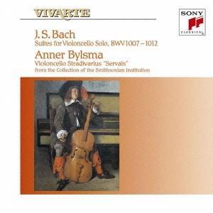 ビルスマ/バッハ:無伴奏チェロ組曲全集|ebest-dvd