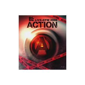 B'z/B'z LIVE−GYM 2008−ACTION−(Blu−ray Disc)|ebest-dvd