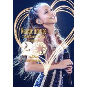 安室奈美恵/namie amuro 5 Major Domes Tour 2012〜20th Anniversary Best〜(Blu−ray Di|ebest-dvd