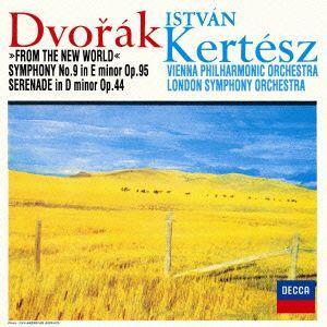 ケルテス/ドヴォルザーク:交響曲第9番「新世界より」 他|ebest-dvd