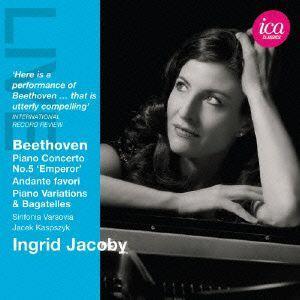 ヤコビ/ベートーヴェン:ピアノ協奏曲 第5番/他|ebest-dvd