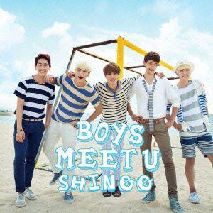 SHINee/Boys Meet U