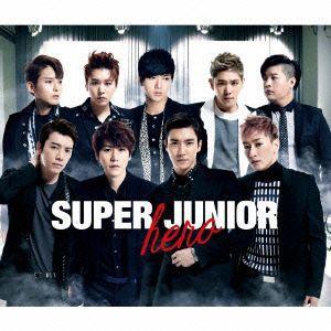 SUPER JUNIOR/Hero(DVD付)