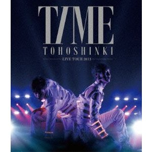 東方神起/東方神起 LIVE TOUR 2013〜TIME〜(Blu−ray Disc)|ebest-dvd
