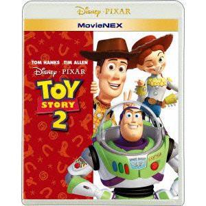 トイ・ストーリー2 MovieNEX ブルーレイ+DVDセット|ebest-dvd