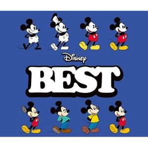 Disney BEST 日本語版の商品画像