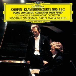 ジュリーニ/ショパン:ピアノ協奏曲第1番&第2番|ebest-dvd