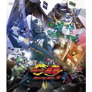 仮面ライダー龍騎 Blu−ray BOX 3(Blu−ray Disc)