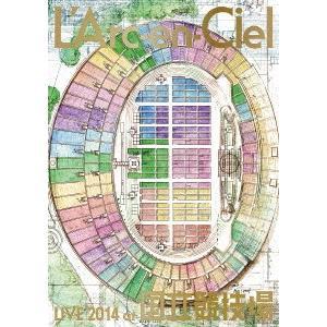 ラルク・アン・シエル/L'Arc〜en〜Ciel LIVE 2014 at 国立競技場(初回生産限定盤)(Blu−ray Disc) ebest-dvd