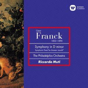 ムーティ/フランク:交響曲 交響詩「のろわれた狩人」