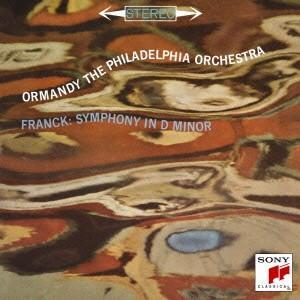 オーマンディ/フランク:交響曲&交響的変奏曲、ダンディ:フランス山人の歌による交響曲