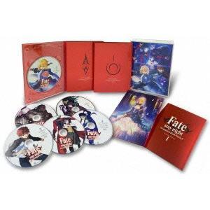 Fate/stay night[Unlimited Blade Works] Blu−ray Disc Box I【完全生産限定版】(Blu−ray |ebest-dvd