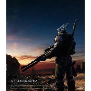 アップルシード アルファ 通常版   Blu-ray