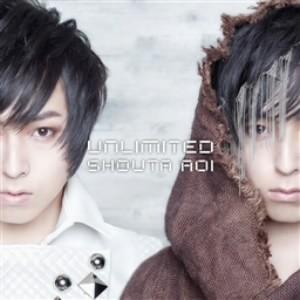 蒼井翔太/UNLIMITED 通常盤   CD