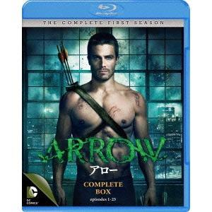 ARROW/アロー<ファースト・シーズン>コンプリート・ボックス(Blu−ray Disc)|ebest-dvd