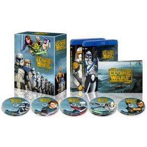 スター・ウォーズ:クローン・ウォーズ シーズン1−5 コンプリート・セット(Blu−ray Disc)|ebest-dvd