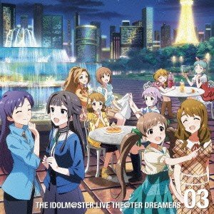 ゲーム ミュージック  THE IDOLM@STER LIVE THE@TER DREAMERS 03  CD