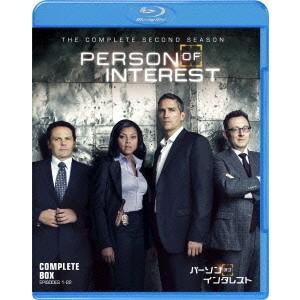 パーソン・オブ・インタレスト<セカンド>コンプリート・ボックス(Blu−ray Disc)|ebest-dvd