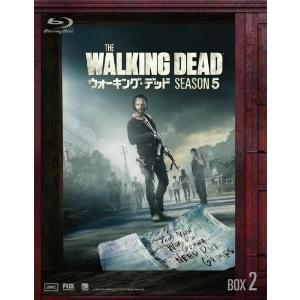 ウォーキング・デッド シーズン5 Blu−ray−BOX 2(Blu−ray Disc)|ebest-dvd