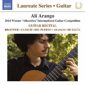 アランゴ/期待の新進演奏家シリーズ/アリ・アランゴ ギター・...