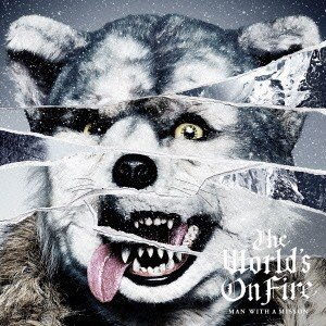 MAN WITH A MISSION/The World's On Fire(通常盤) ebest-dvd