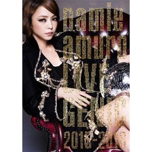 安室奈美恵/namie amuro LIVEGENIC 2015−2016|ebest-dvd