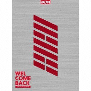 iKON/WELCOME BACK −COMPLETE EDITION−(初回生産限定盤)(DVD付)|ebest-dvd
