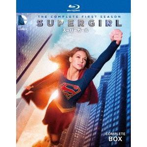 SUPERGIRL/スーパーガール<ファースト・シーズン>コンプリート・ボックス(Blu−ray Disc)|ebest-dvd