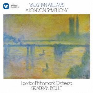 ボールト/ヴォーン・ウィリアムズ:ロンドン交響曲(交響曲第2番)