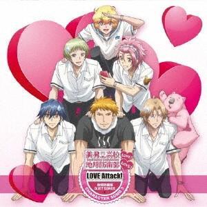 /CD/美男高校地球防衛部LOVE LOVE キャラクターソングCD3 地球防衛部 DUET SONGS 〜LOVE Attack 〜 地球防衛部
