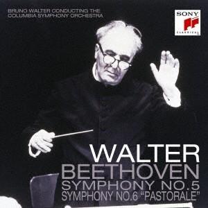 ワルター/ベートーヴェン:交響曲第5番「運命」&第6番「田園」|ebest-dvd