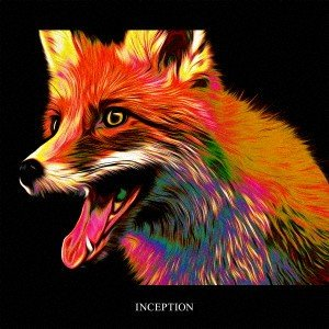 Fo'xTails/INCEPTION 通常盤   CD