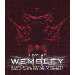 BABYMETAL/「LIVE AT WEMBLEY」BABYMETAL WORLD TOUR 2016 kicks off at THE SSE A ebest-dvd
