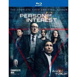 パーソン・オブ・インタレスト<ファイナル・シーズン>コンプリート・ボックス(Blu−ray Disc)|ebest-dvd