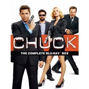 CHUCK/チャック <シーズン1−5> ブルーレイ全巻セット(Blu−ray Disc)|ebest-dvd