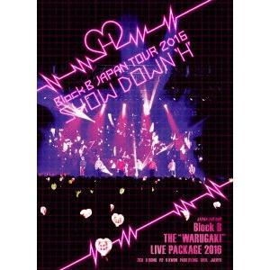 "Block B/THE""WARUGAKI""LIVE PACKAGE 2016(Block B JAPAN LIVE TOUR 〜SHOWDOWN H〜|ebest-dvd"