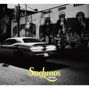 Suchmos/THE KIDS(通常盤)の紹介画像1