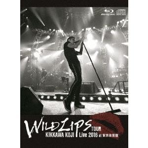 """吉川晃司/KIKKAWA KOJI Live 2016 """"WILD LIPS""""TOUR at 東京体育館(初回限定盤)(Blu−ray Disc)"""