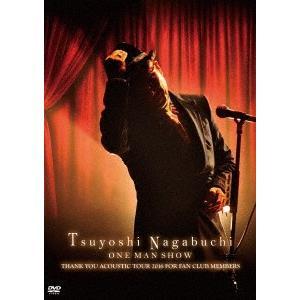 長渕剛/Tsuyoshi Nagabuchi ONE MAN SHOW(初回限定盤)