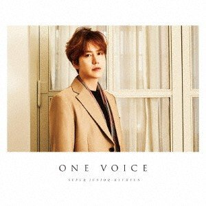 SUPER JUNIOR−KYUHYUN/ONE VOICE(ライブDVD付)