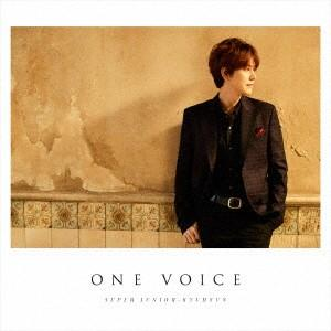 SUPER JUNIOR−KYUHYUN/ONE VOICE(MUSIC DVD付)